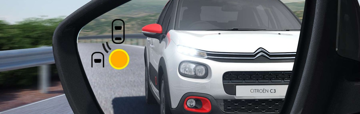 Drive-assist: blind-spot monitoring