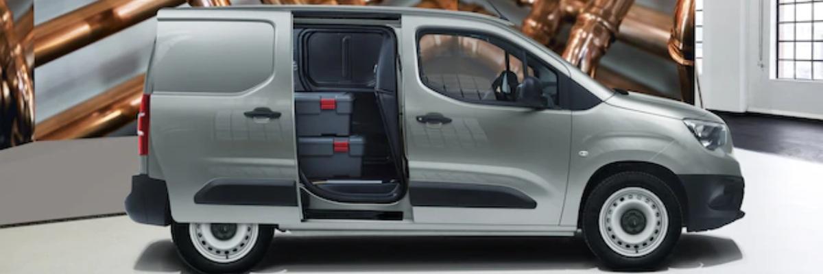 Vauxhall Combo Cargo van