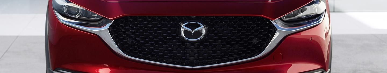 100 Years of Mazda - logo