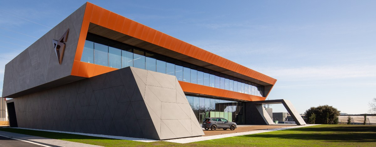 New CUPRA headquarters