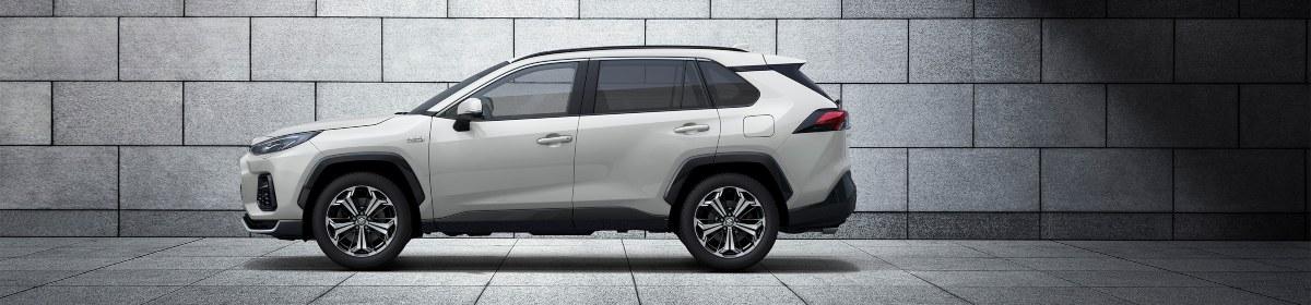 new Suzuki Across side view