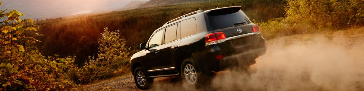 best family car for adventures the Toyota Land Cruiser