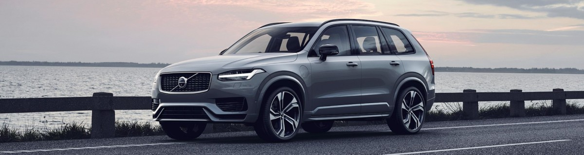 best car for a staycation the family friendly Volvo XC90