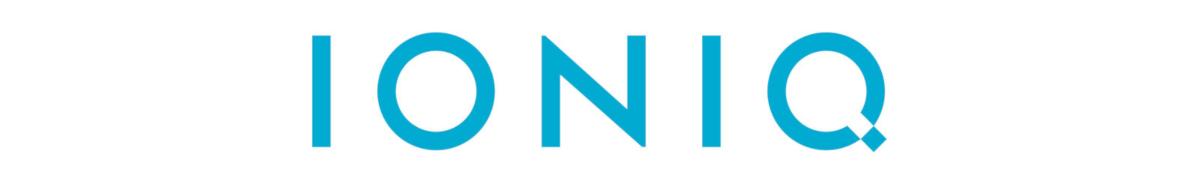 new Ioniq logo