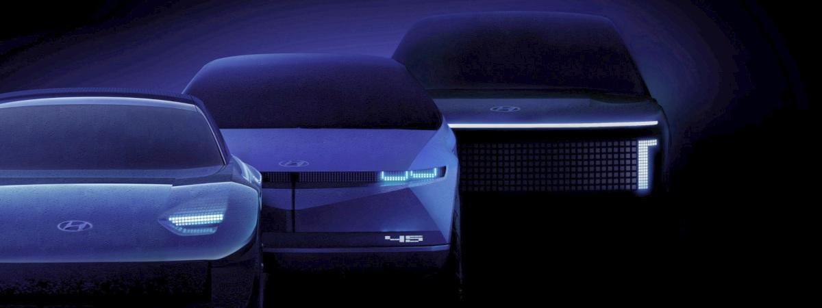 three new Ioniq models
