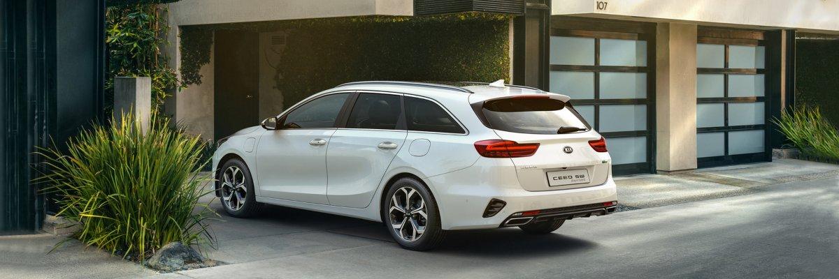 Kia Ceed sportswagon hybrid estate