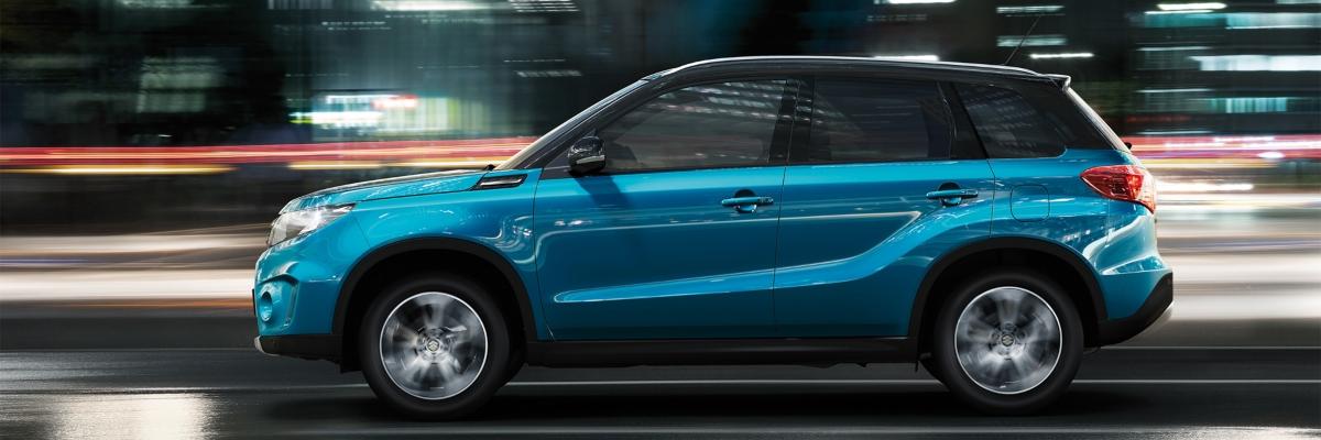 Suzuki Vitara Light Blue SUV