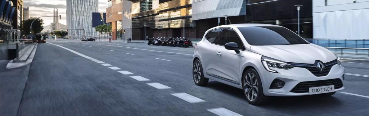 Rneault Clio E-Tech Hybrid