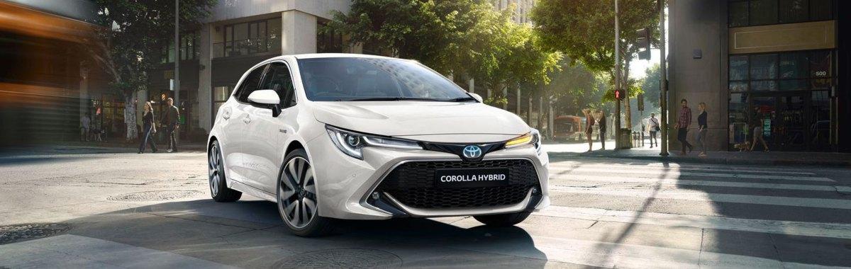 Autocar award wining Toyota Corolla
