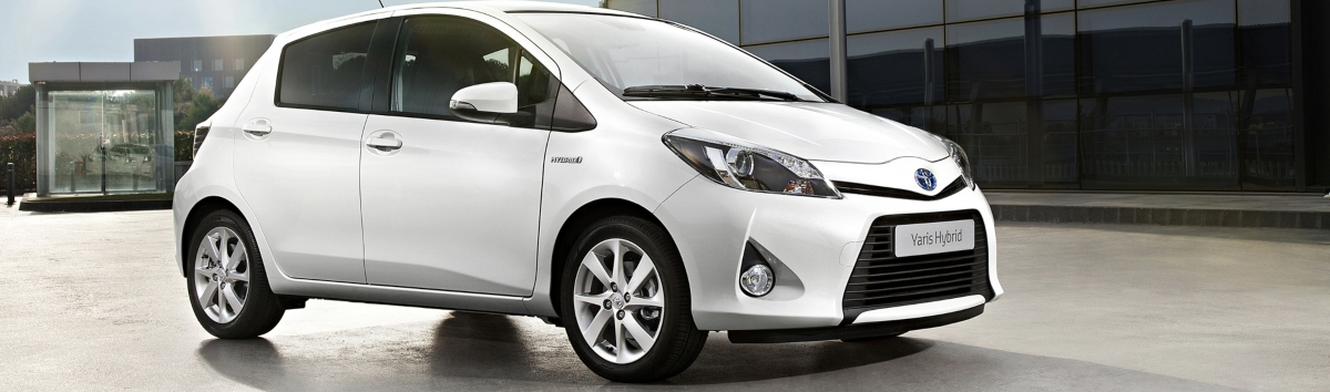 Most reliable used automatic cars in the UK - Toyota Yaris Hybrid