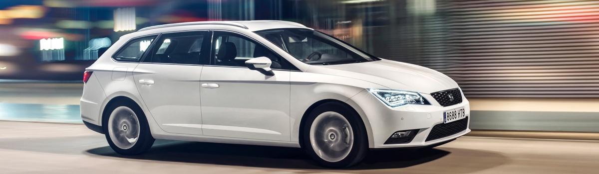 Best Medium Automatic Car: SEAT Leon