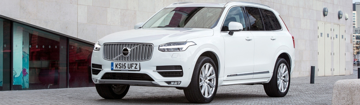 Most reliable used automatic cars in the UK - Volvo XC90