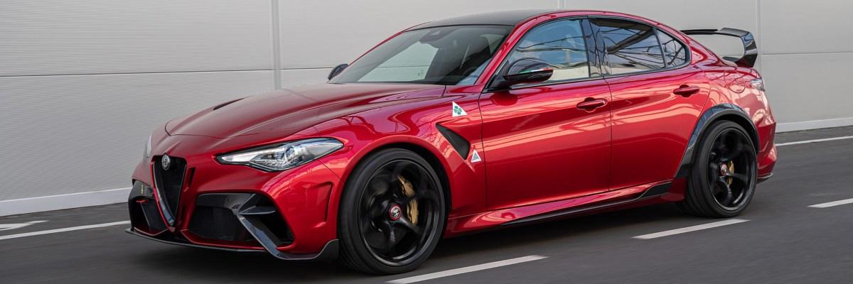 upcoming cars 2021 Alfa Romeo Giulia GTA