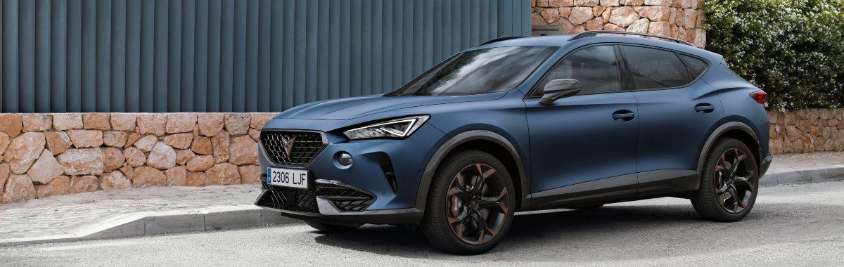 upcoming cars CUPRA Formentor