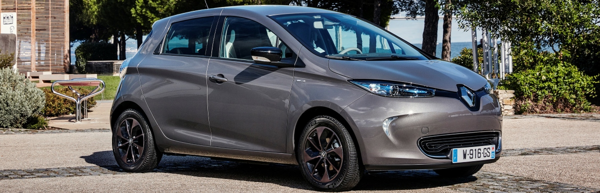 Most reliable used automatic cars in the UK - Renault Zoe