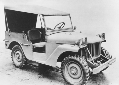 1940s Jeep