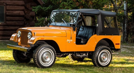 New adventures for Jeep in 1970s