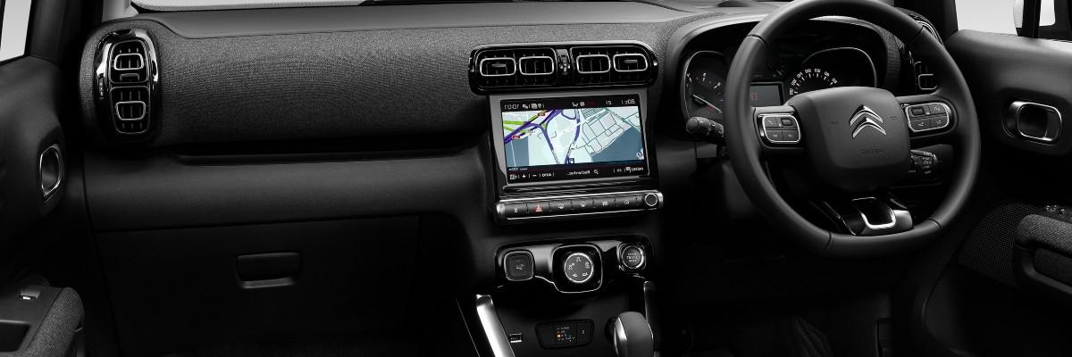 C3 Aircross interior
