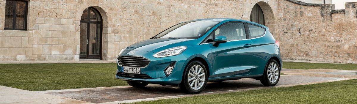 Ford new automatic Fiesta