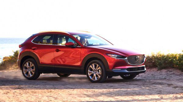 Mazda-cx-30-red