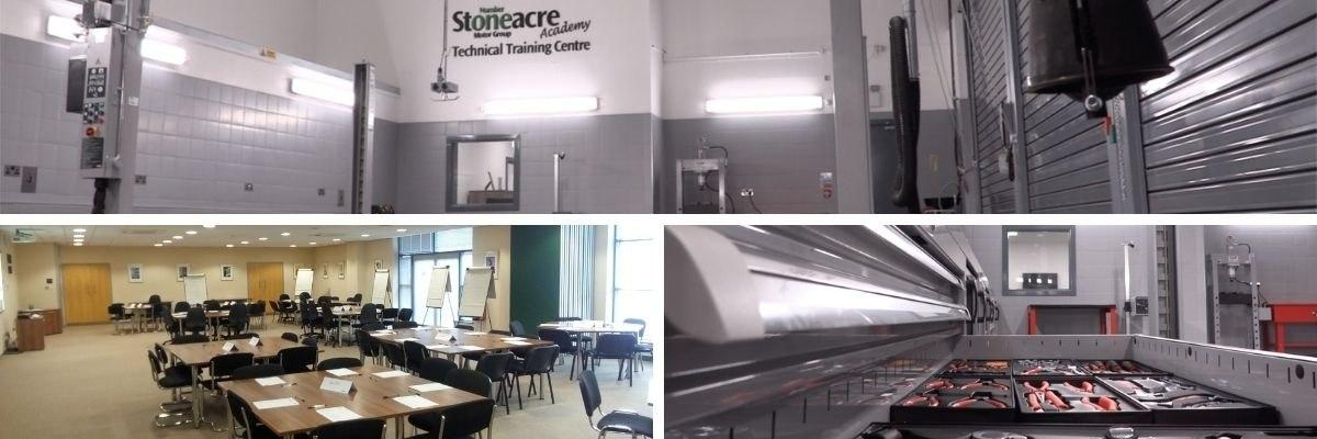 Stoneacre Academy technical training school